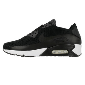 Nike Air Max 90 Ultra 2.0 Flyknit Black-white 875943-001
