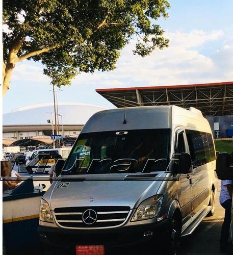 Imagem 1 de 8 de Mercedes Benz  Sprinter 515 2.2 Executiva Ano 2013 Ref 501