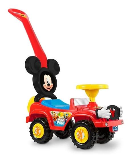 Andarin Caminador Jeep Todo Terreno Nene Nena Mickey Minnie