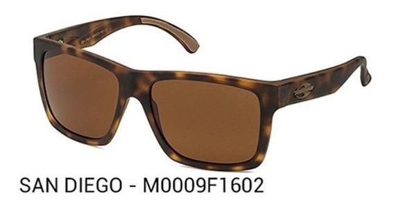 Óculos Sol Mormaii San Diego M0009f1602 Demi Amarelo
