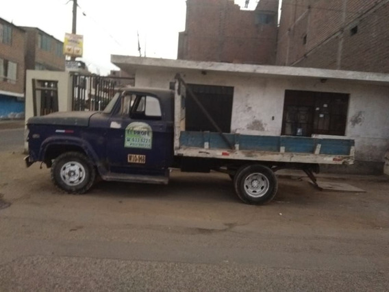 Remato Camion Dodge 300 C/ Motor Perkins Operativo