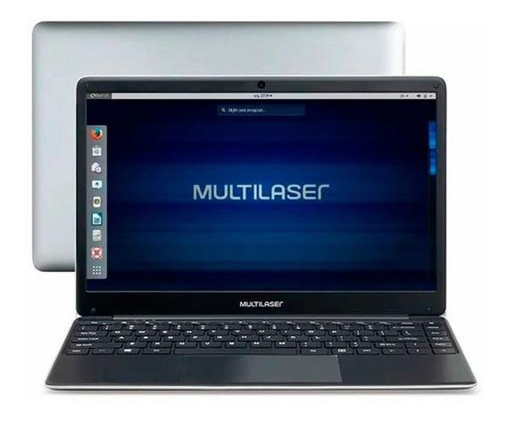 Notebook Multilaser Legacy Book Intel Celeron 4gb 500gb Pc23