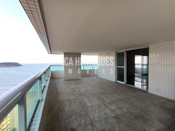 Apartamento De Frente Para O Mar 4 Dormitórios - V940