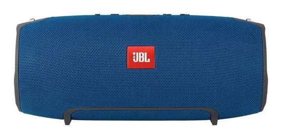 Caixa de som JBL Xtreme portátil sem fio Blue