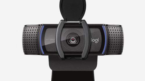 Imagen 1 de 2 de Camara Web Profesional Logitech C920e Full Hd 1080p 2 Mirc