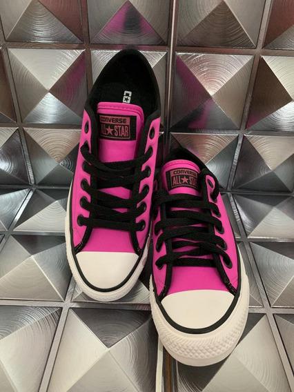 All Star Converse Rosa Choque Original