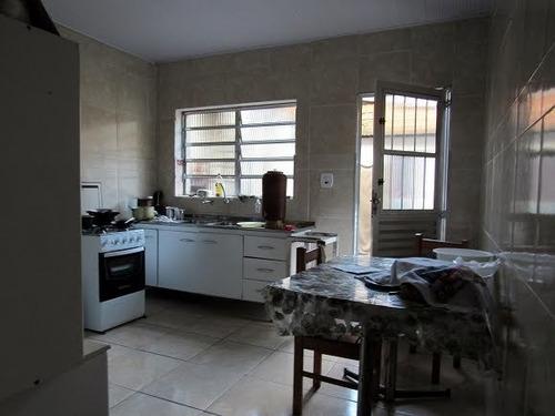 Imagem 1 de 9 de Casa Térrea Em Vila Gumercindo  -  São Paulo - 2352