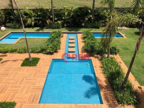 Imagem 1 de 16 de Casa Com 4 Dormitórios À Venda, 1100 M² Por R$ 2.550.000,00 - Lago Azul Condomínio E Golfe Clube - Araçoiaba Da Serra/sp - Ca0604