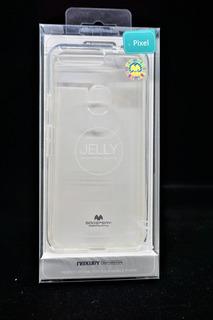 Funda Google Pixel Mercury Goospery Transparente Jelly