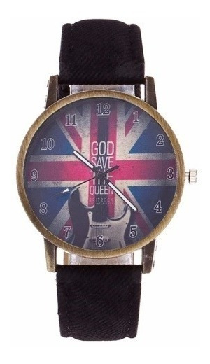 Reloj Unisex Bandera Inglaterra