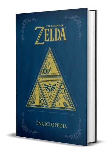Imagen 1 de 8 de The Legend Of Zelda: Enciclopedia (t.d)
