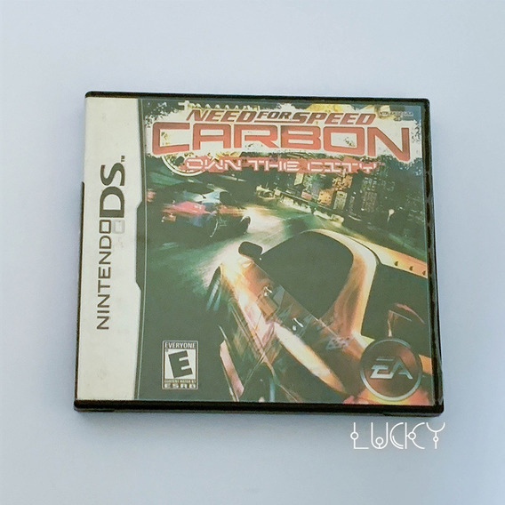 Need For Speed Carbon - Nintendo Ds