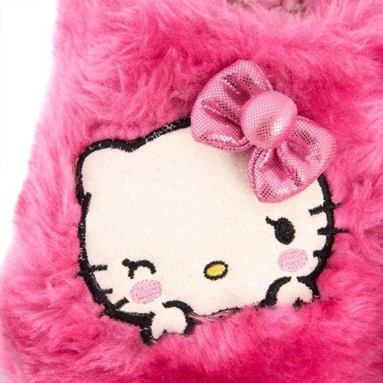 Hello Kitty Pantufla Niña Regalo Fiesta Cumpleaños Talla 20
