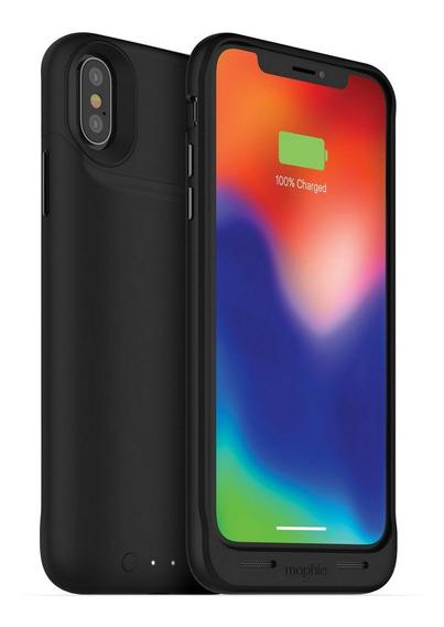Funda Cargador Mophie Juice Pack Air iPhone X/xs Negro