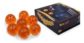 Box 7 Esferas Do Dragão Dragon Ball Z + Frete Grátis 3,5cm