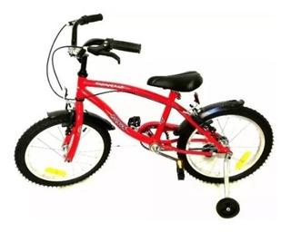 Bicicleta Robinson Rodado 16 - Bicicleta Niños - San Justo
