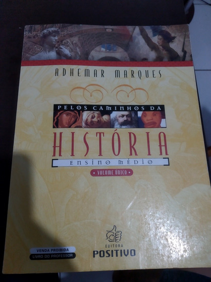 Pelos Caminhos Da História Vol. Único (do Professor)