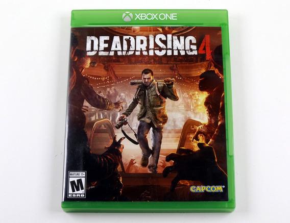 Dead Rising 4 Original Xbox One - Mídia Física
