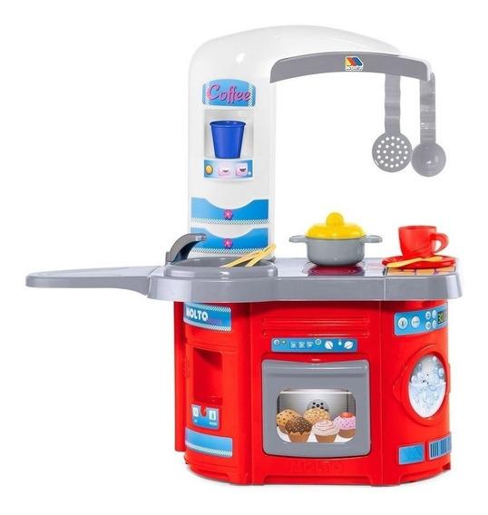 Cocina Para Niños Juguete Prinsel First Chef Accesorios