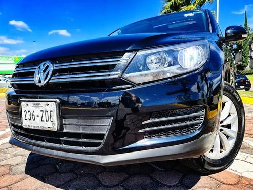 Imagen 1 de 15 de Volkswagen Tiguan 2013 2.0 Sport&style At