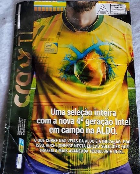 Revista Catálogo Crazy Ti Aldo Hardware Edição 320 Ano 24