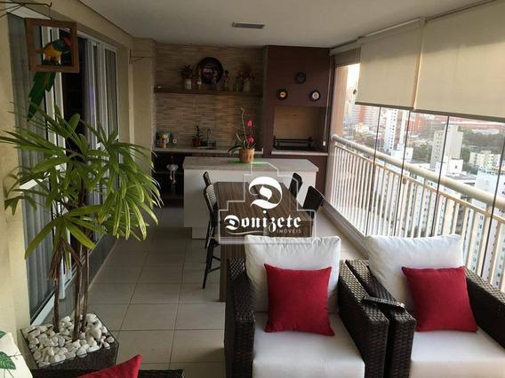 Apartamento Domo Life Com 3 Dormitórios À Venda, 156 M² Por R$ 1.170.000 - Centro - São Bernardo Do Campo/sp - Ap12558