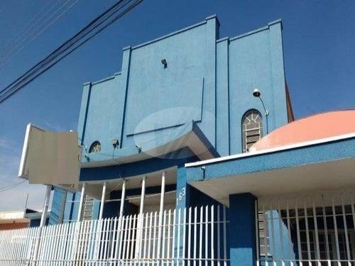 Imagem 1 de 15 de Salão Para Aluguel Em Parque Industrial - Sl208595