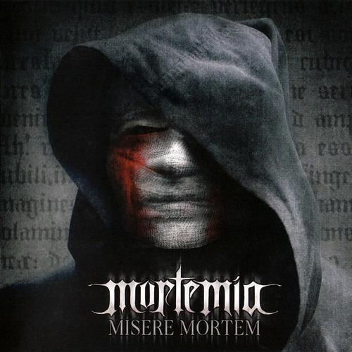 Imagen 1 de 2 de Mortemia - Misery Mortem  - Cd