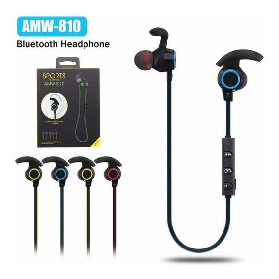 Fone De Ouvido Bluetooth Amw-810