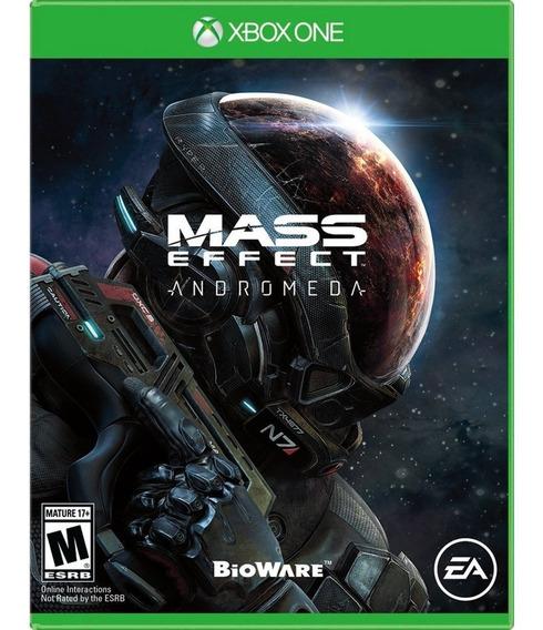 Mass Effect Andromeda - Xbox One Mídia Física Lacrado