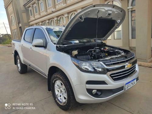 Chevrolet S10 2017 2.5 Lt Cab. Dupla 4x4 Flex 4p