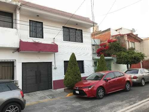 Casa En Venta En Escuadrón 201, Iztapalapa.