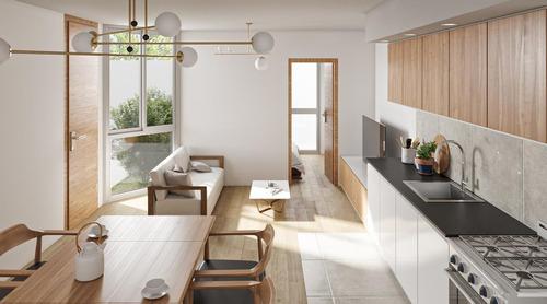 Duplex De 2 Dorm. Con Terraza Balcón Exclusiva Con Parrilero  Y Solarium
