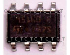 Memoria Eprom Soic 8 95160 - 3 Unidades