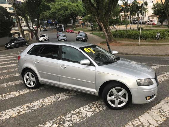 Audi Sportaaback A3 Automatica 2007 S/entrada Muticar