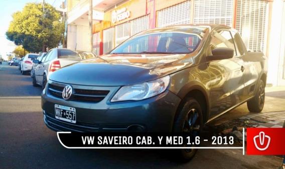 Pick Up Cabina Y Media Saveiro Modelo 2013