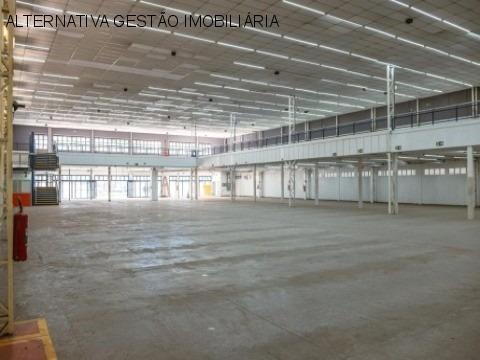 Galpao Comercial Em Sao Paulo - Sp, Vila Leopoldina - Gll013