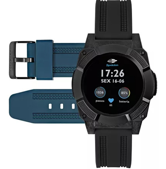 Relógio Mormaii Revolution Smartwatch Mosrab/8p