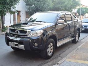 Toyota Hilux 3.0 Tdi Cd 4x4 Srv Mt Cuero (163cv) (l09)