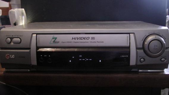 Vídeo Cassete Lg-99sb Som Estéreo Hi-fi - C/defeito