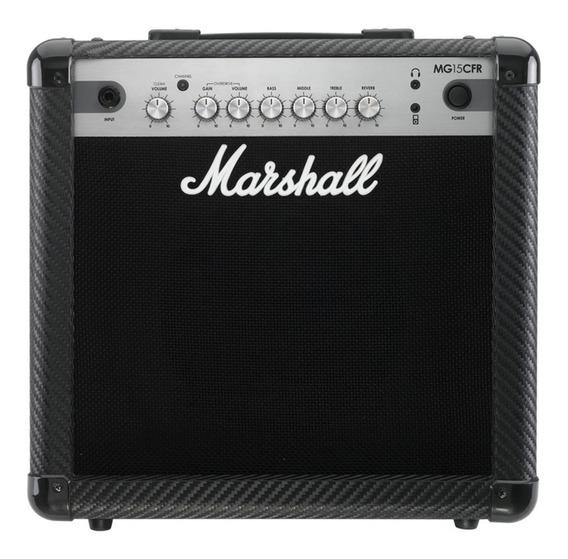 Amplificador Guitarra Electrica Marshall Mg15cfr Parlante 8