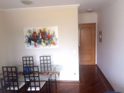 Apartamento Residencial Em Sao Paulo - Sp, Jaguare - Apv2077