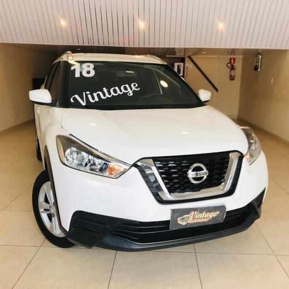 Nissan Kicks 1.6 S Cvt (flex) 2018