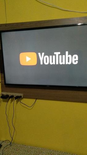 Imagem 1 de 5 de Tv Smart Samsung 48 Polegadas