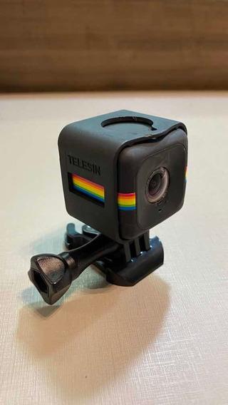Polaroid Cube+ (plus) C/ Wi-fi Mini Câmera De Ação