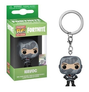 Chaveiro Funko Pop - Pocket - Fortinite - Havoc
