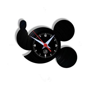 Relógio De Parede Vinil - Mickey Desenho Animado