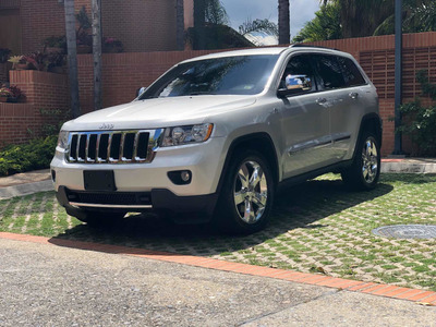 Jeep Grand Cherokee 2012 Wk Limited 4x4