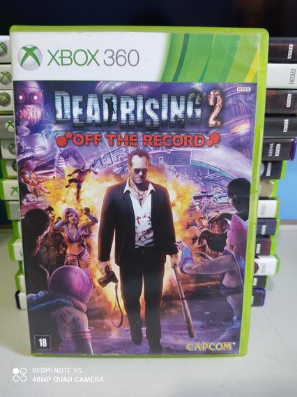 Jogo Dead Rising 2 Para Xbox360