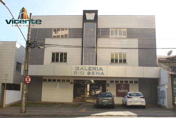 Preços Insuperáveis Para A Concretização Do Seu Negócio! Salas De 42 M². Galeria Rio Sena - Cod-0023 - 68090352